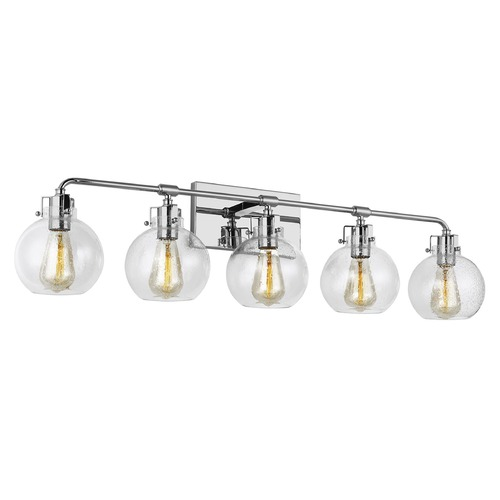 Feiss Lighting Feiss Lighting Clara Chrome Bathroom Light VS24405CH