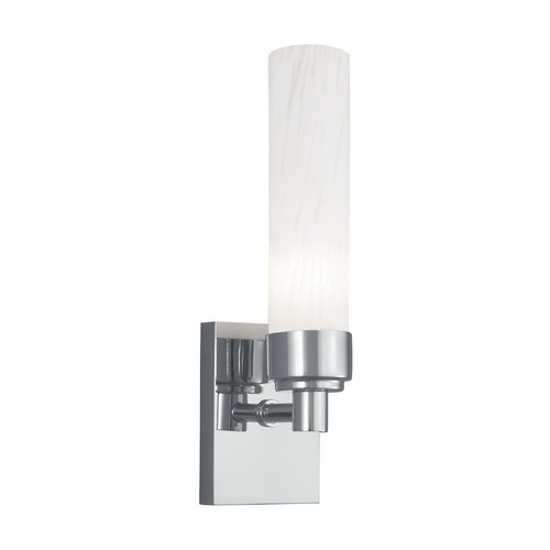 Norwell Lighting Norwell Lighting Alex Polished Nickel Sconce 8230-PN-SO