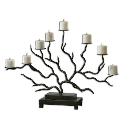 Uttermost Lighting Uttermost Esher Twig Candelabra 19866