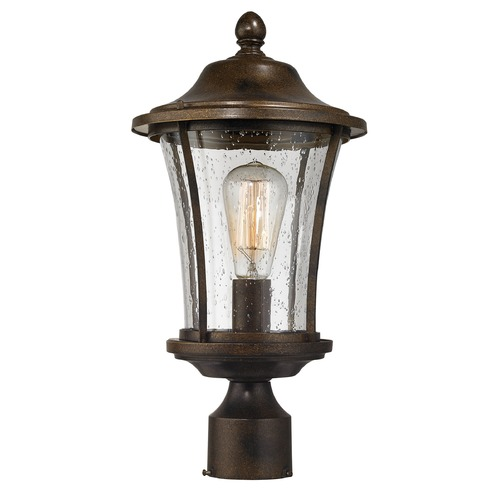 Elk Lighting Elk Lighting Morganview Hazelnut Bronze Post Light 45154/1
