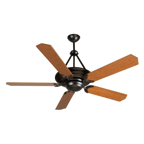 Craftmade Lighting Craftmade Lighting Metro Oiled Bronze Ceiling Fan Without Light K10322