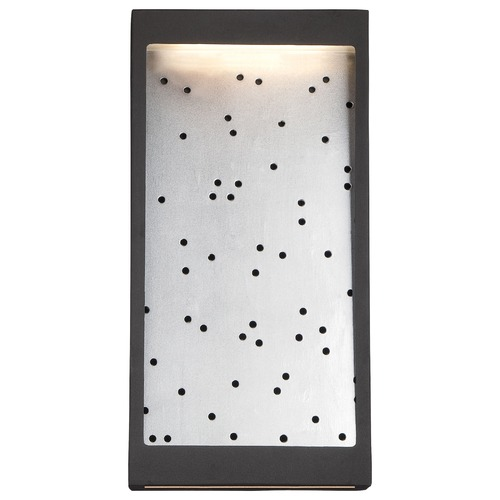 George Kovacs Lighting George Kovacs Pinball Oil Rubbed Bronze LED Sconce P1228-564-L