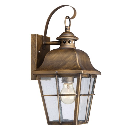 Quoizel Lighting Quoizel Lighting Millhouse Veneto Outdoor Wall Light MHE8406VNFL