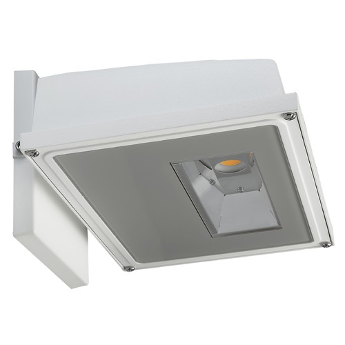 Nuvo Lighting Nuvo White LED Wall Pack 3000K 1255LM 120-277v 11W 65/153