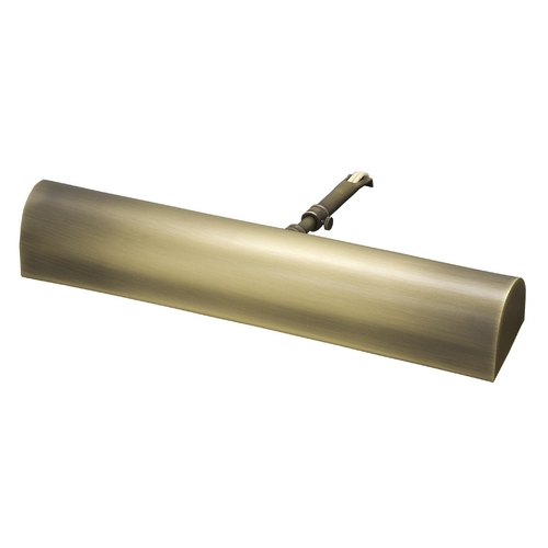House of Troy Lighting Picture Light in Antique Brass Finish T14-71