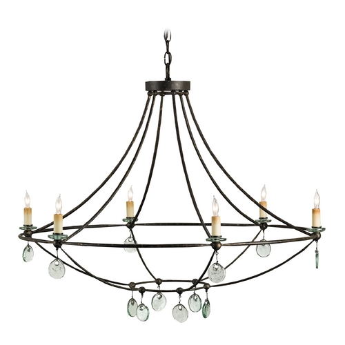 Currey and Company Lighting Currey and Company Lighting Mayfair Chandelier 9921