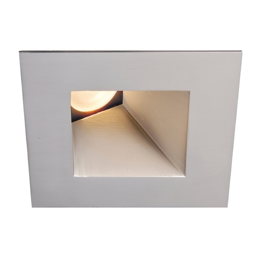 WAC Lighting Wac Lighting Brushed Nickel LED Recessed Trim HR-3LED-T518N-C-BN