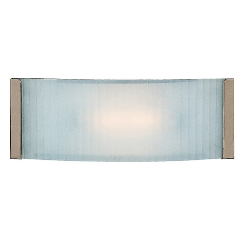 Access Lighting Access Lighting Helium Brushed Steel Bathroom Light C62041BSCKFEN1113BQ