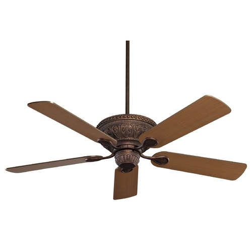 Savoy House Savoy House New Tortoise Shell Ceiling Fan Without Light 52-850-5RV-56