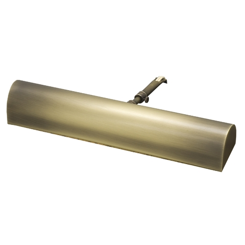 House of Troy Lighting Picture Light in Antique Brass Finish T18-71