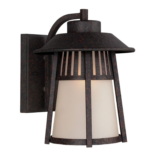 Sea Gull Lighting Sea Gull Lighting Hamilton Heights Oxford Bronze Outdoor Wall Light 8711701-746