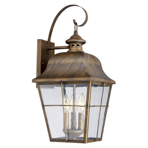 Quoizel Lighting Quoizel Lighting Millhouse Veneto Outdoor Wall Light MHE8410VN