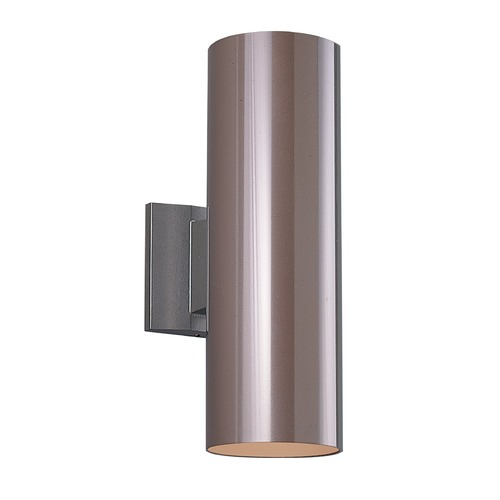 Sea Gull Lighting Sea Gull Lighting Outdoor Bullets Bronze LED Outdoor Wall Light 8413891S-10