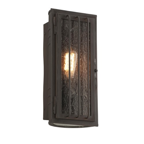 Troy Lighting Troy Lighting Joplin Bronze Outdoor Wall Light BF4681CB