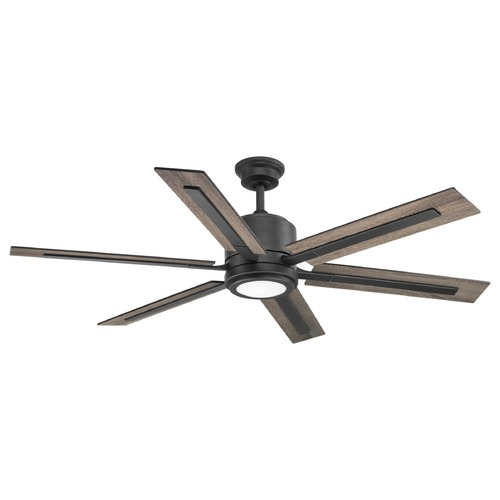 Progress Lighting Progress Lighting Glandon Gilded Iron LED Ceiling Fan with Light 3000K 1400LM P2586-7130K