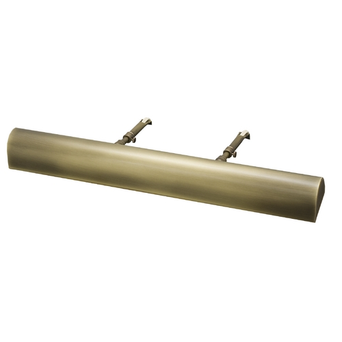 House of Troy Lighting Picture Light in Antique Brass Finish T24-71