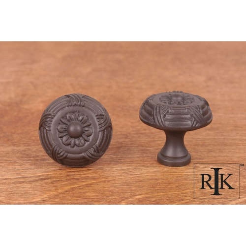 RK International Small Crosses and Petals Knob CK754RB