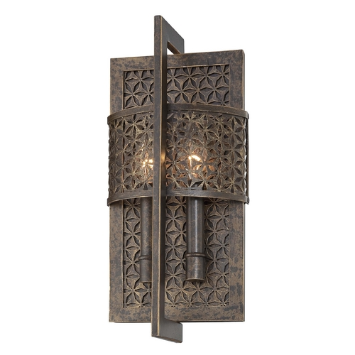 Metropolitan Lighting Sconce Wall Light in French Bronze Finish N2725-258