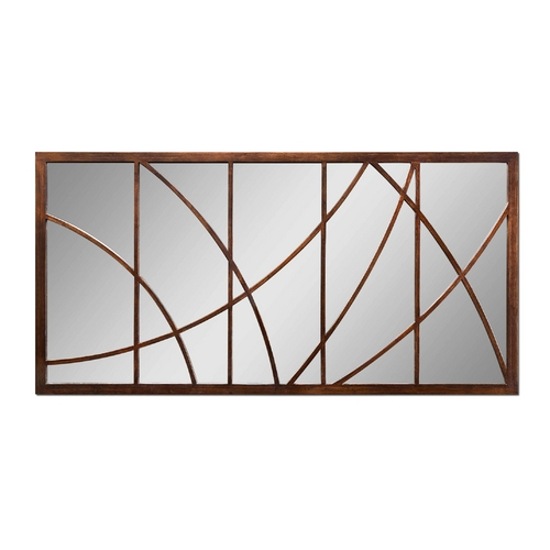 Uttermost Lighting Rectangle 30-Inch Mirror 14530