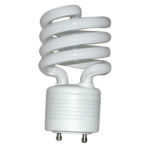 Satco Lighting 13-Watt GU24 Compact Fluorescent Light Bulb S8203
