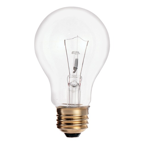 Satco Lighting Incandescent A21 Light Bulb Medium Base 2700K 120V by Satco S2999