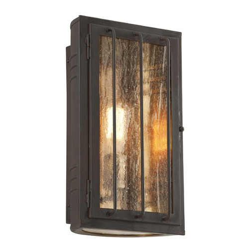 Troy Lighting Troy Lighting Joplin Bronze Outdoor Wall Light BF4682CB