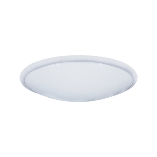 Sea Gull Lighting Flushmount Light with White in White Finish 5998BLE-15
