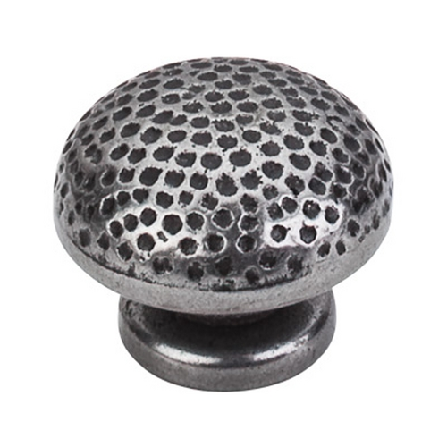 Top Knobs Hardware Cabinet Knob in Cast Iron Finish M49