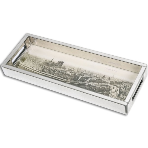 Uttermost Lighting Uttermost Panorama De Paris Mirrored Tray 19875