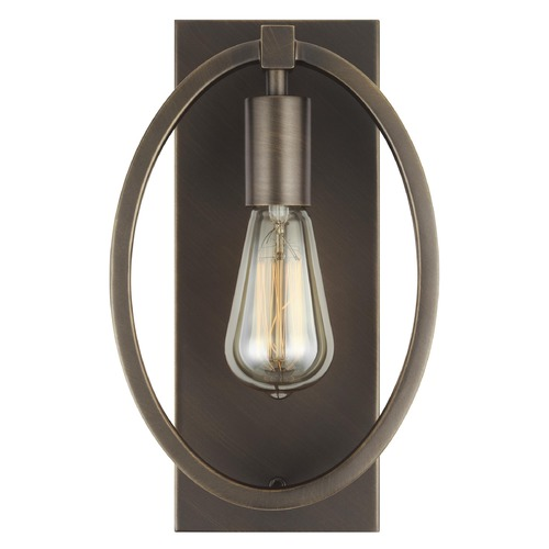 Feiss Lighting Feiss Lighting Marlena Antique Bronze Sconce WB1847ANBZ