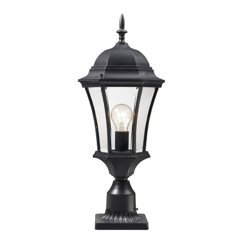 Z-Lite Z-Lite Wakefield Black Post Light 522PHM-BK-PM
