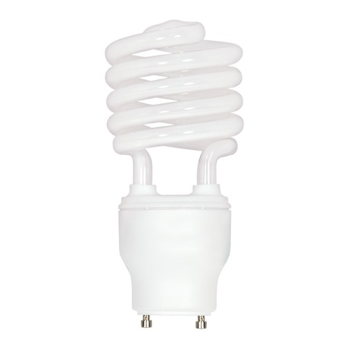 Satco Lighting 23-Watt GU24 Compact Fluorescent Light Bulb S8206