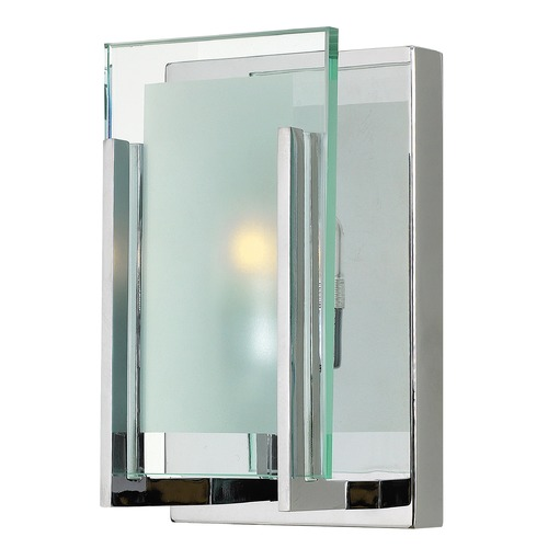 Hinkley Hinkley Latitude Chrome Sconce 5650CM