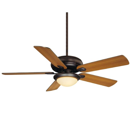 Savoy House Savoy House English Bronze Ceiling Fan with Light 52-CDC-5RV-13