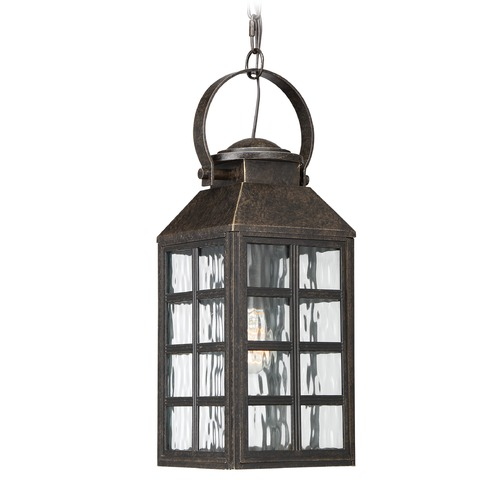 Quoizel Lighting Quoizel Lighting Miles Imperial Bronze Outdoor Hanging Light MLS1907IB
