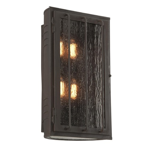 Troy Lighting Troy Lighting Joplin Bronze Outdoor Wall Light BF4683CB