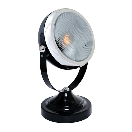Lite Source Lighting Lite Source Headlite Black Desk Lamp LS-22737BLK
