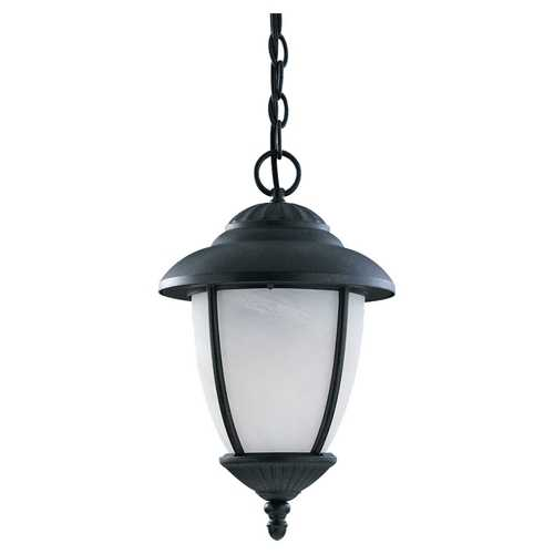 Sea Gull Lighting Energy Savings Yorktowne Outdoor Hanging Light 69248PBLE-12
