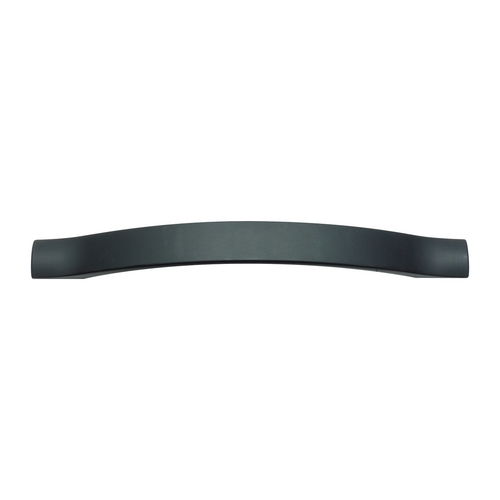 Atlas Homewares Modern Cabinet Pull in Black Finish A830-BL