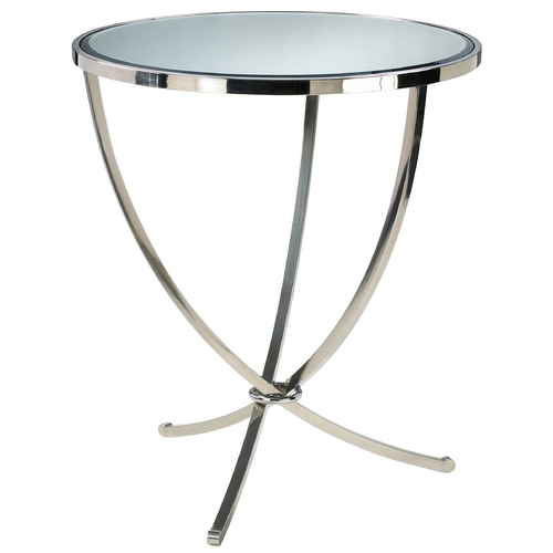 Cyan Design Cyan Design Nuovo Stainless Steel Table 04457