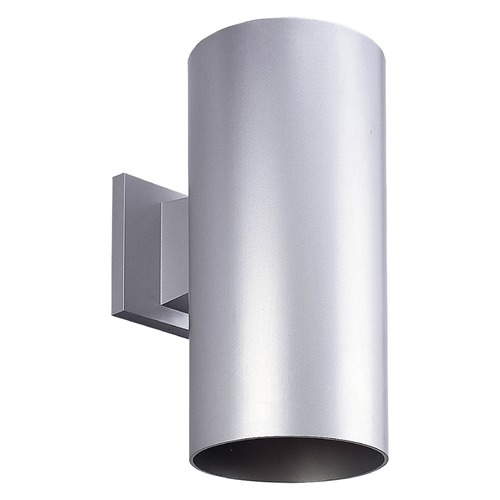 Progress Lighting Progress Lighting Cylinder Metallic Gray LED Outdoor Wall Light P5641-82/30K