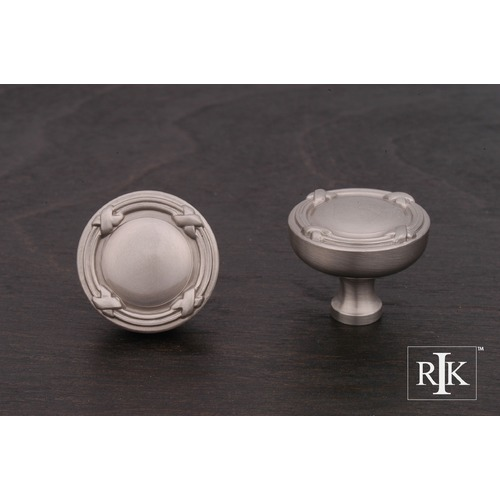 RK International Lines and Crosses Knob CK755P