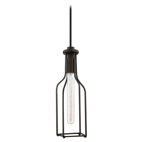 Hudson Valley Lighting Colebrook 1 Light Mini-Pendant Light - Old Bronze 1041-OB