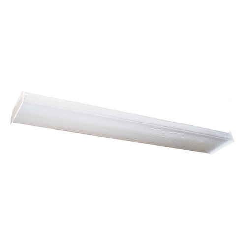 Maxim Lighting Maxim Lighting Wrap Around Ee White Flushmount Light 87521WT