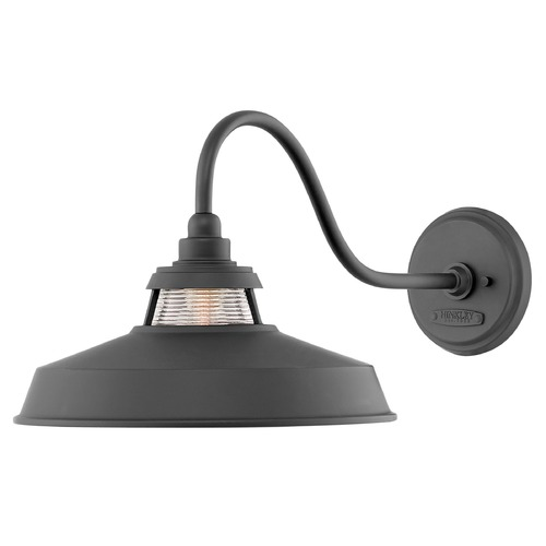 Hinkley Hinkley Troyer Black Barn Light 1195BK