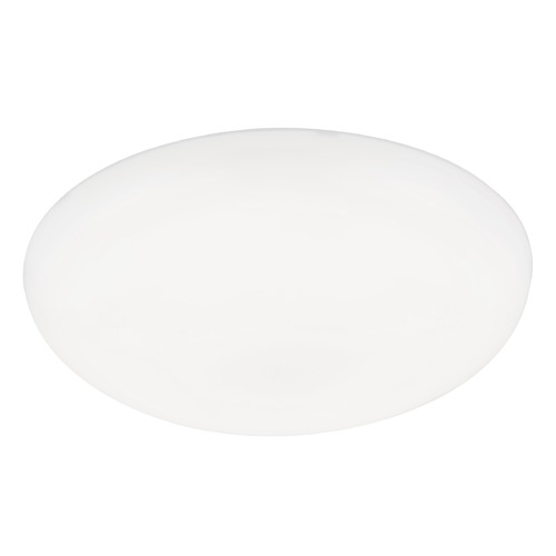 Recesso Lighting by Dolan Designs Modern 10-Inch Low Profile Flushmount LED Light 3000K 1269LM MOD10-24W-30 / PLATE