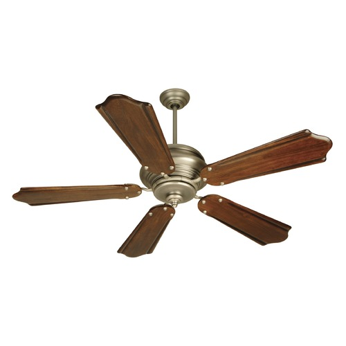 Craftmade Lighting Craftmade Lighting Townsend Pewter Ceiling Fan Without Light K10362