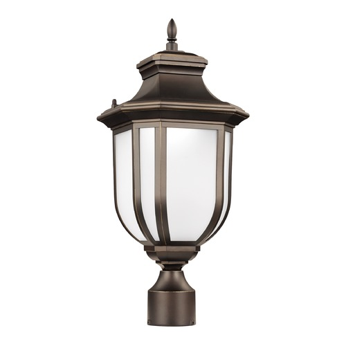 Sea Gull Lighting Sea Gull Lighting Childress Antique Bronze LED Post Light 8236391S-71