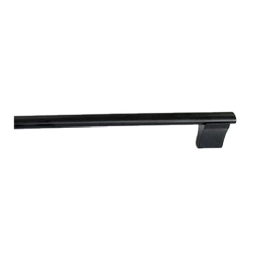 Top Knobs Hardware Modern Cabinet Pull in Flat Black Finish M1100