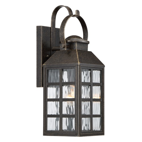 Quoizel Lighting Quoizel Lighting Miles Imperial Bronze Outdoor Wall Light MLS8406IBFL